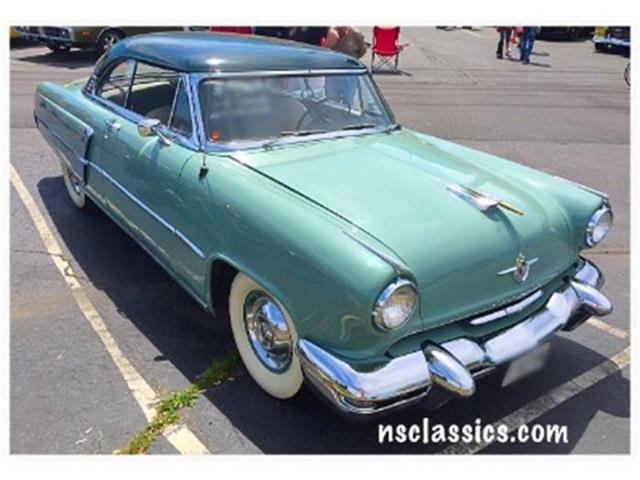 1952 Lincoln Cosmopolitan   813506
