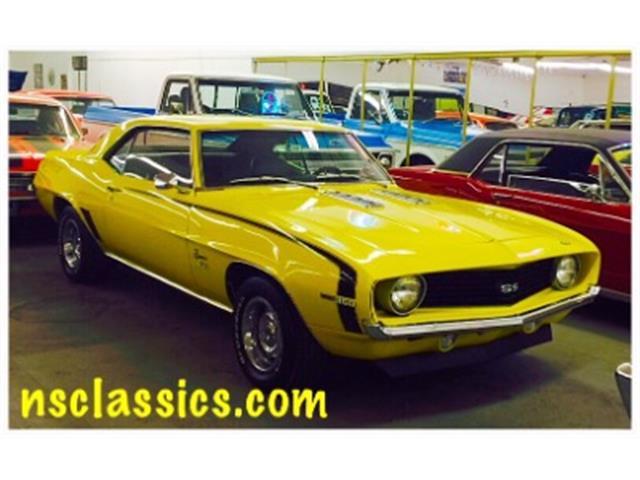 1969 Chevrolet Camaro | 813510