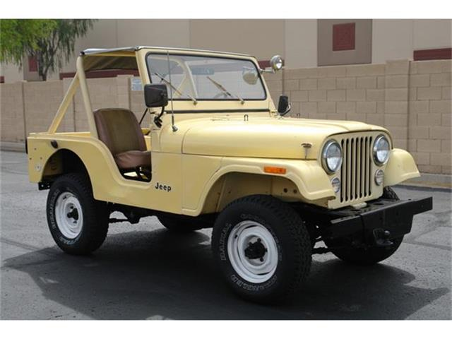 1980 American General Jeep | 813519