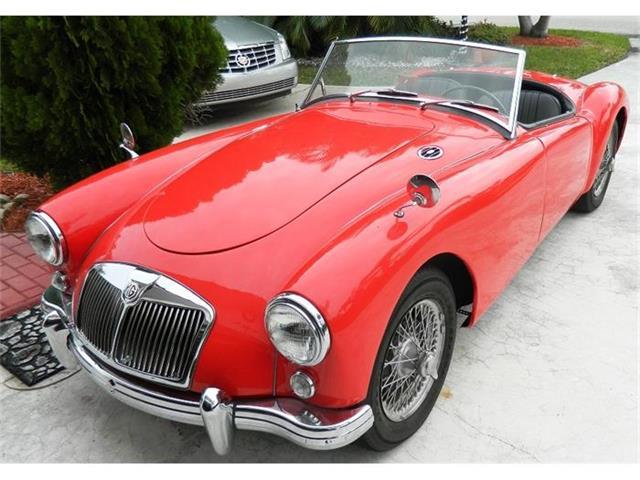 1958 MG MGA | 810352