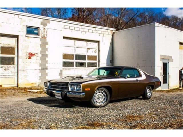 1973 Plymouth Road Runner | 810355