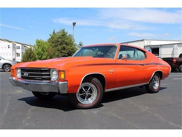 1972 Chevrolet Chevelle | 810358