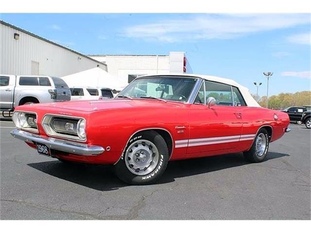 1968 Plymouth Barracuda | 810359