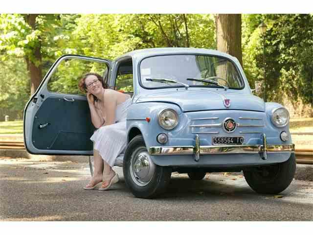 1963 Fiat 600 | 813615