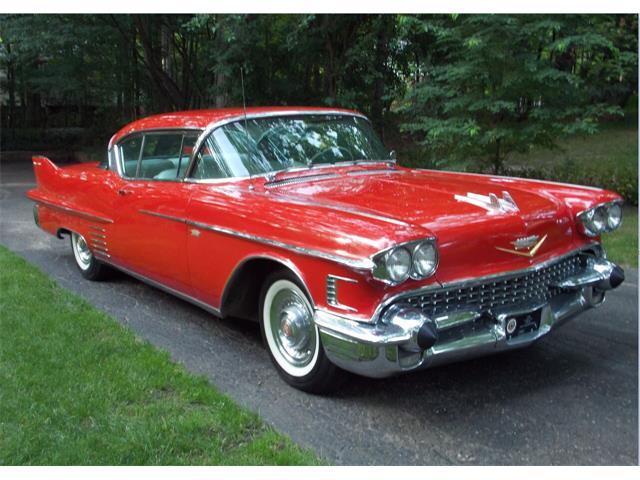 1958 Cadillac Series 62 | 813617