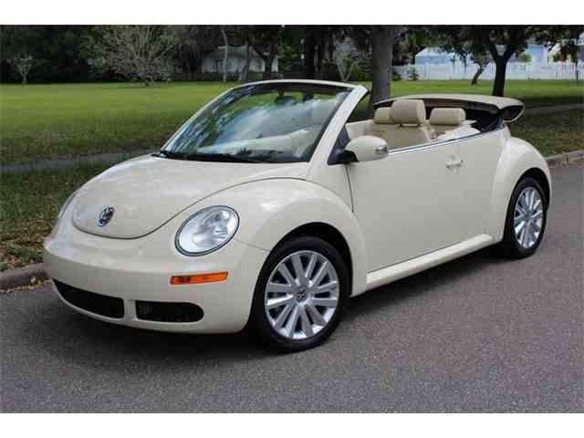 2008 Volkswagen Beetle | 813679