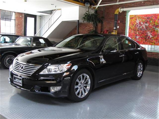 2012 Lexus LS460 | 813698