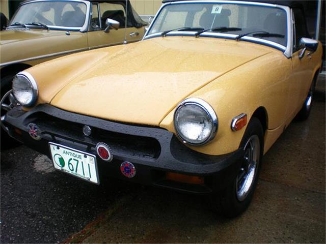 1977 MG Midget | 810372