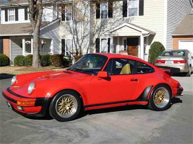 1988 Porsche 930 Turbo | 813787