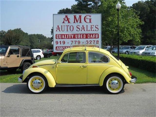 1970 Volkswagen Beetle | 813791