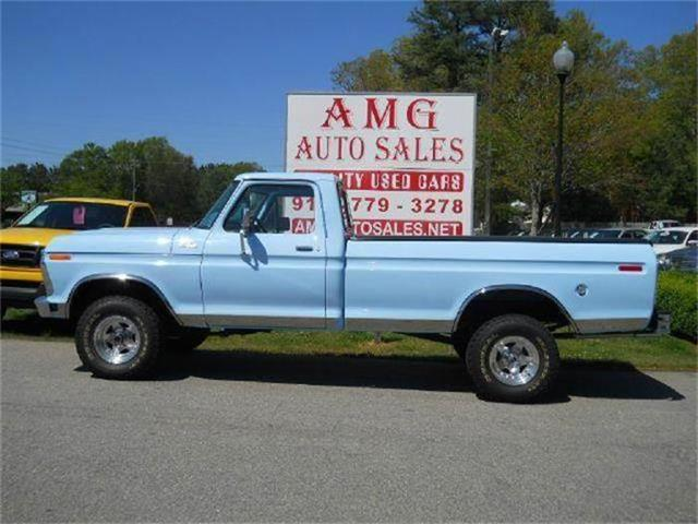 1977 Ford F150 | 813792