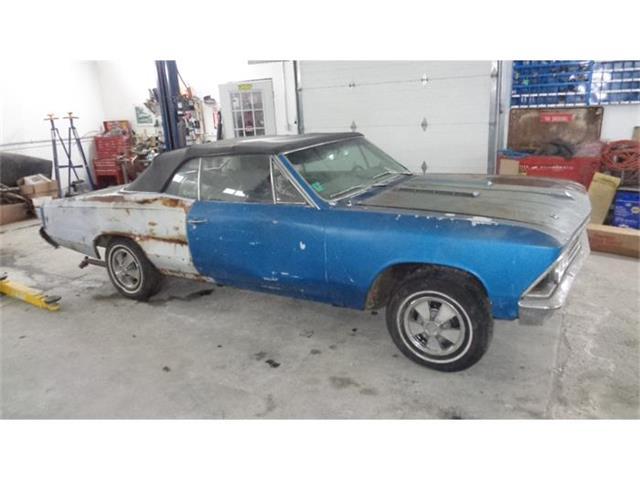 1966 Chevrolet Chevelle SS | 810383