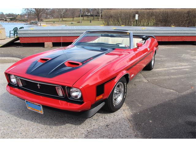 1973 Ford Mustang | 813842