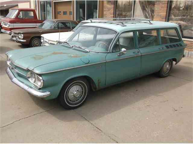1961 Chevrolet Corvair | 813845