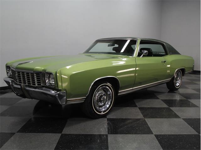1972 Chevrolet Monte Carlo | 813847