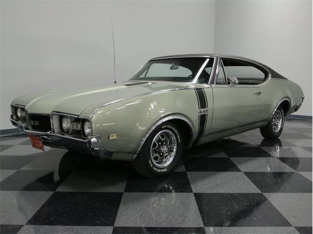 1968 Oldsmobile 442 | 813852
