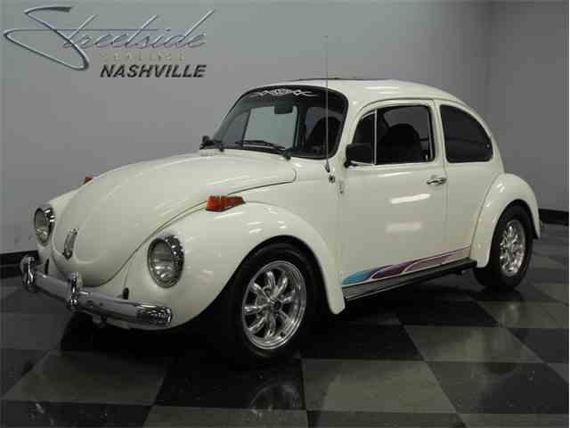 1973 Volkswagen Super Beetle | 813858