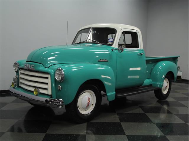 1952 GMC 100 | 813862