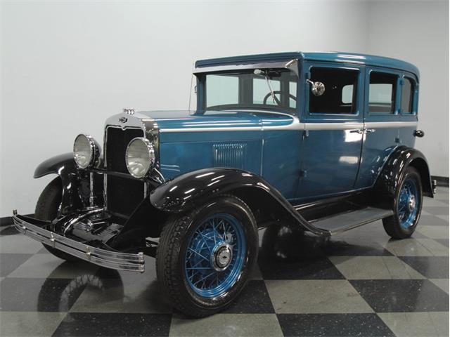 1929 Chevrolet Sedan | 813863