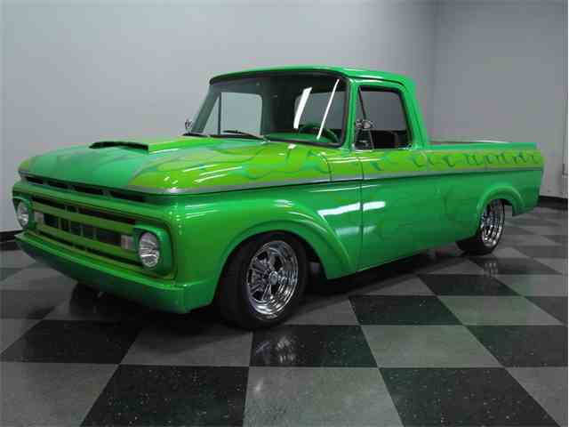 1961 Ford F100 | 813873