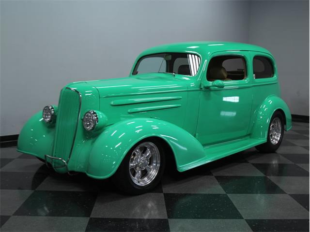 1936 Chevrolet Sedan | 813877