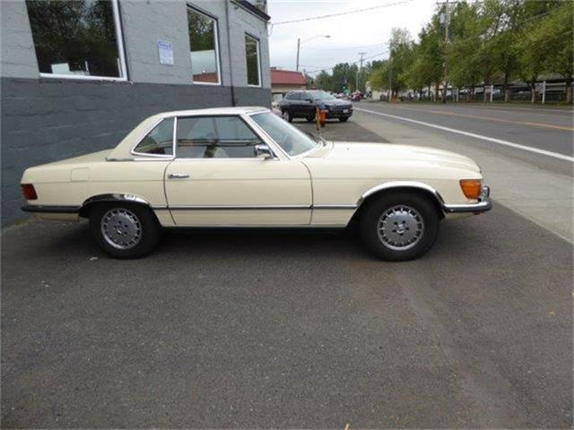1973 Mercedes-Benz 450SL | 813882