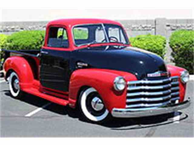 1952 Chevrolet 3100 | 813884