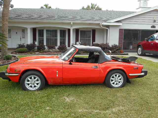classifieds for classic triumph spitfire 29 available. Black Bedroom Furniture Sets. Home Design Ideas
