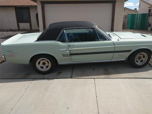 1968 Ford Mustang GT/CS (California Special) | 810389