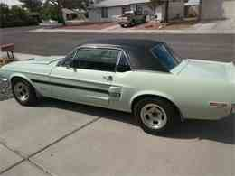 1968 Ford Mustang GT/CS (California Special) for Sale - CC-810389