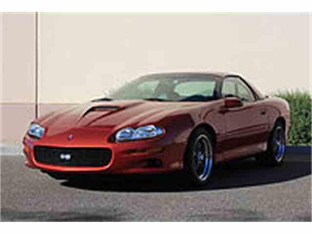 2002 Chevrolet Camaro | 813890