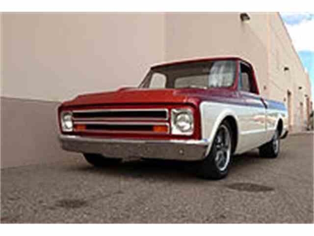 1971 Chevrolet C10 | 813891