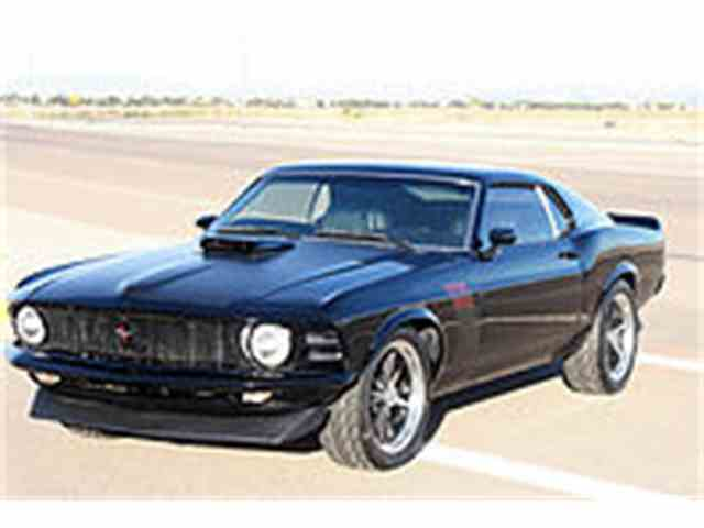 1970 Ford Mustang | 813892