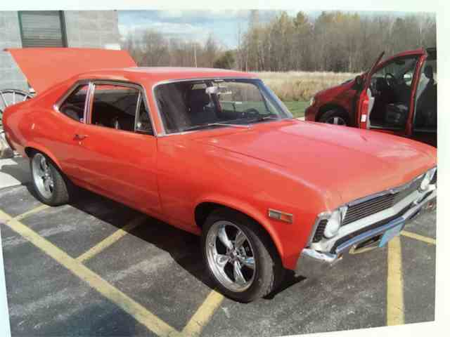 1968 Chevrolet Nova II SS | 813895