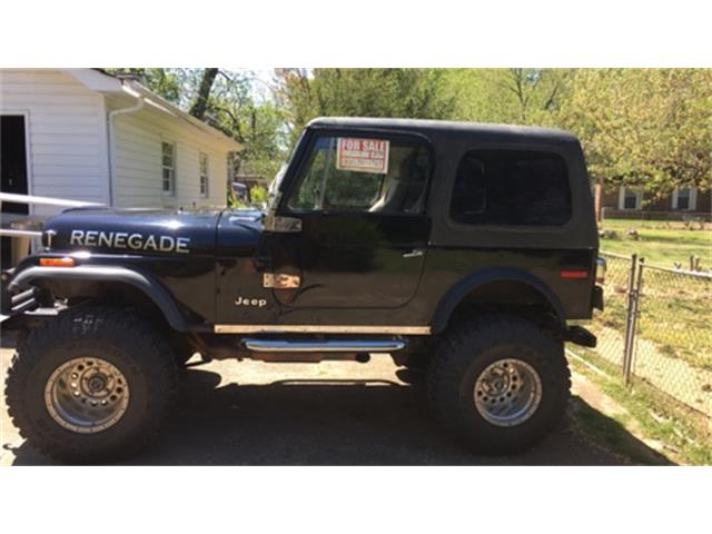 1979 Jeep Renegade | 813897