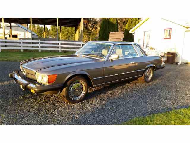 1981 Mercedes-Benz 380SLC | 813900