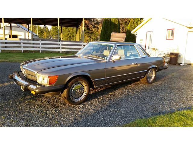 1981 Mercedes-Benz 380SLC | 813900