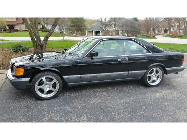 1990 Mercedes-Benz 560SEC | 813901