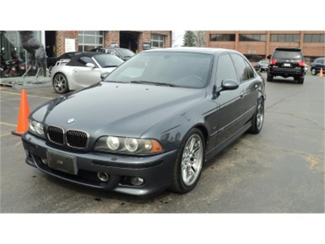 2001 BMW M5 | 813930