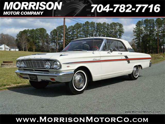 1964 Ford Fairlane 500 Sport Coupe | 813942