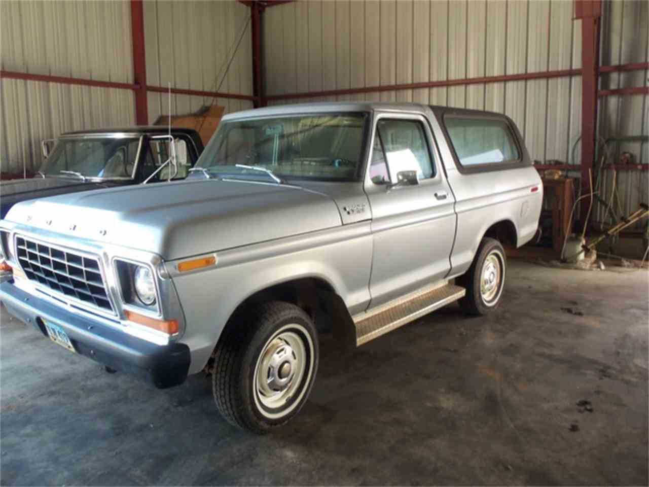 1978 ford bronco for sale cc 810398. Black Bedroom Furniture Sets. Home Design Ideas