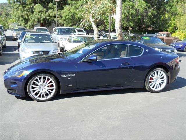 2012 Maserati GranTurismo | 813982