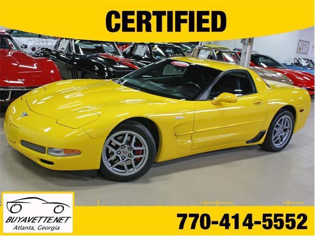 2003 Chevrolet Corvette | 813987