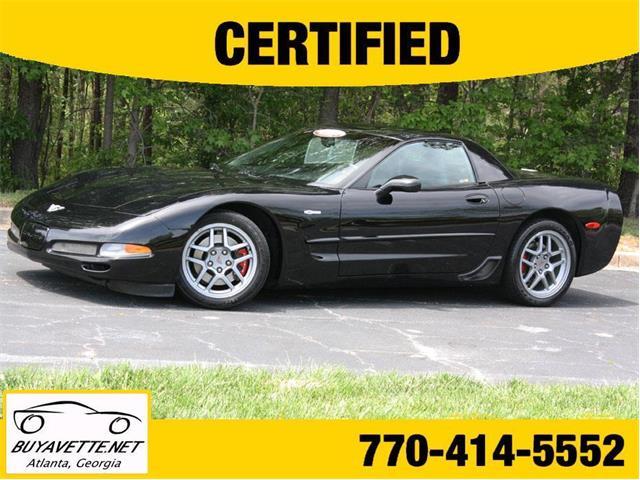 2003 Chevrolet Corvette | 813988