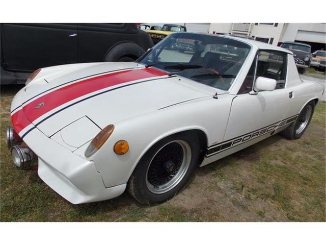 1973 Porsche 914 | 814014