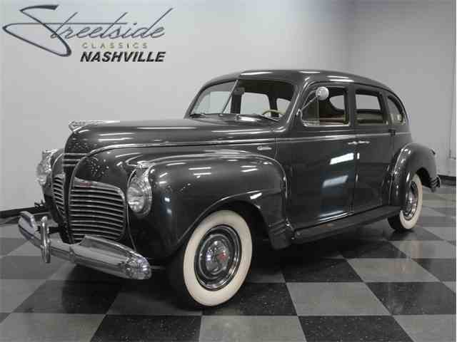 1941 Plymouth Deluxe | 814016