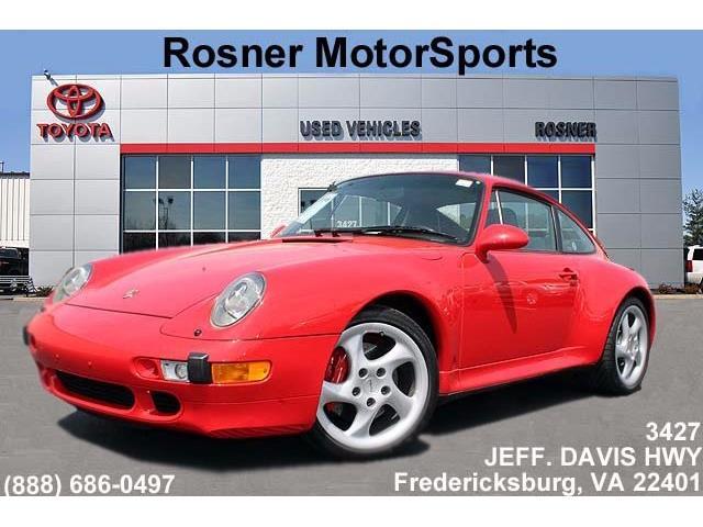 1996 Porsche 993 911  | 814024