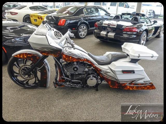 2011 Harley-Davidson RoadKing FLHR w/RoadGlide Conversion | 814028