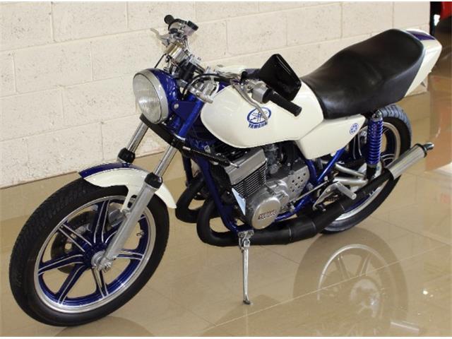 1979 Yamaha RD400   814029