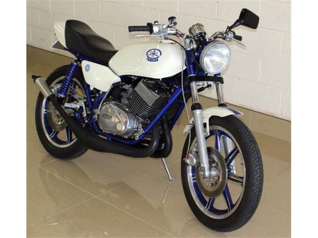 1979 Yamaha RD400 | 814029